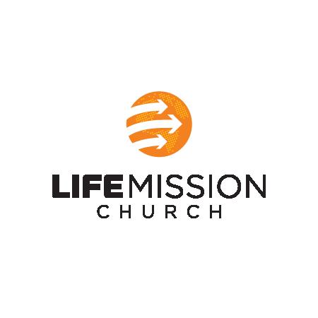 Lifemission Church - Church Brand Guide Michael Persaud Logo design